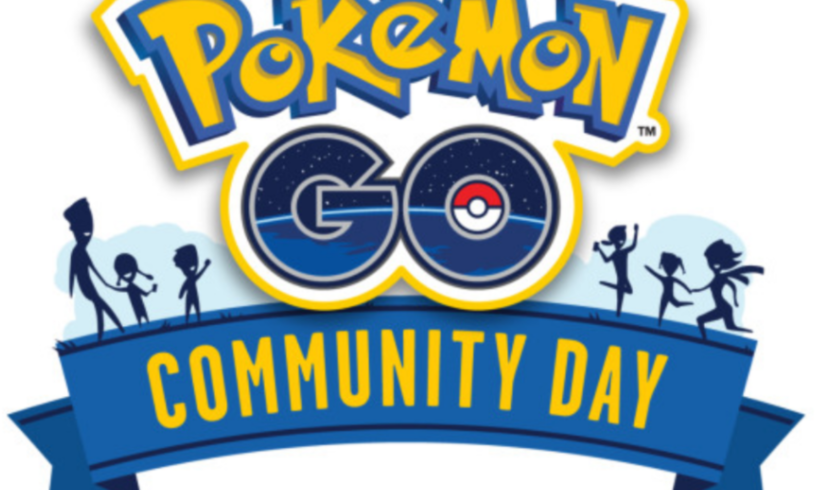 Saturday Sept. 22 is Pokemon Go Community Day!