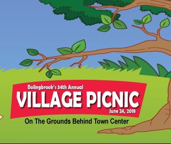 See you at the Bolingbrook Village Picnic tomorrow!